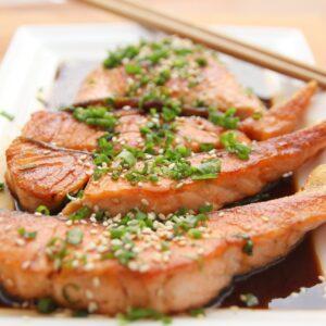 Горячие блюда из рыбы